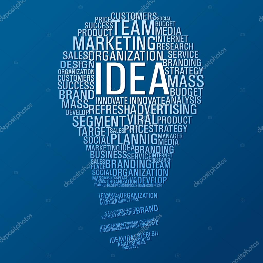Marketing idea communication