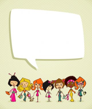 Diversity 8 march International Women Day
