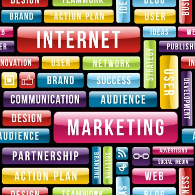 Internet Marketing tech pattern