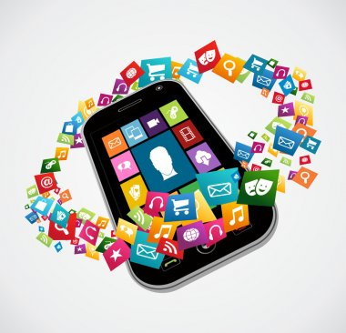 Smartphone mobile applications