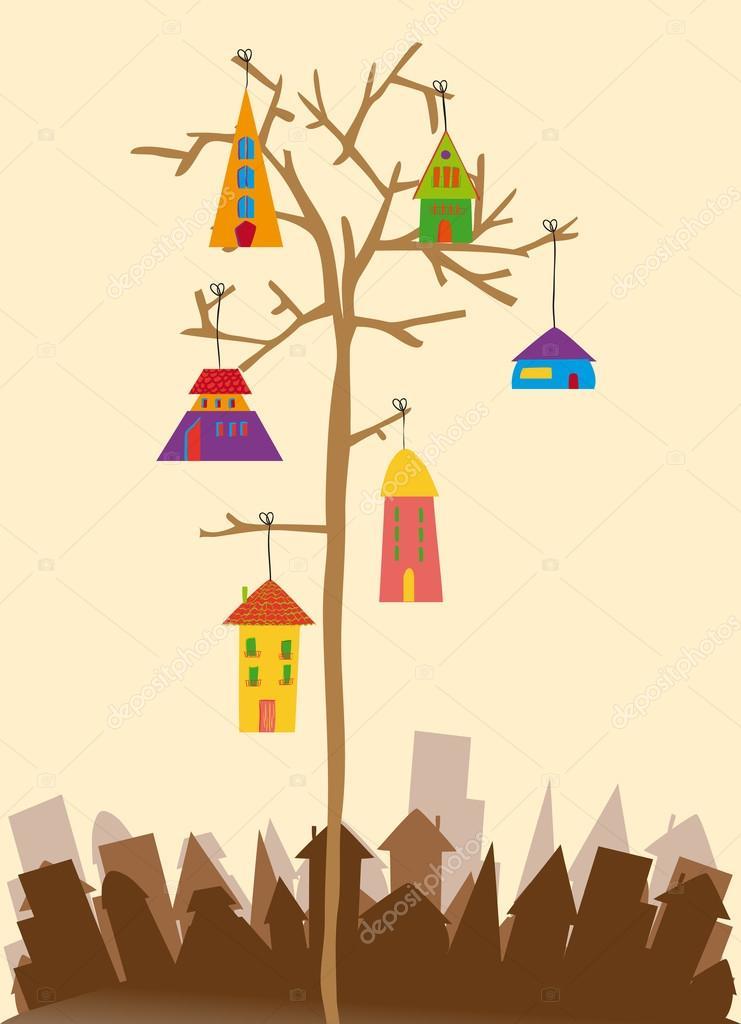 Bird little town