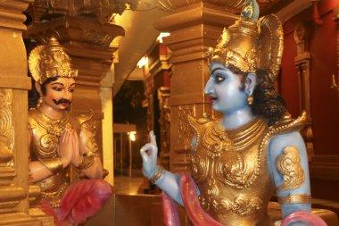 Lord Krishna Sermon