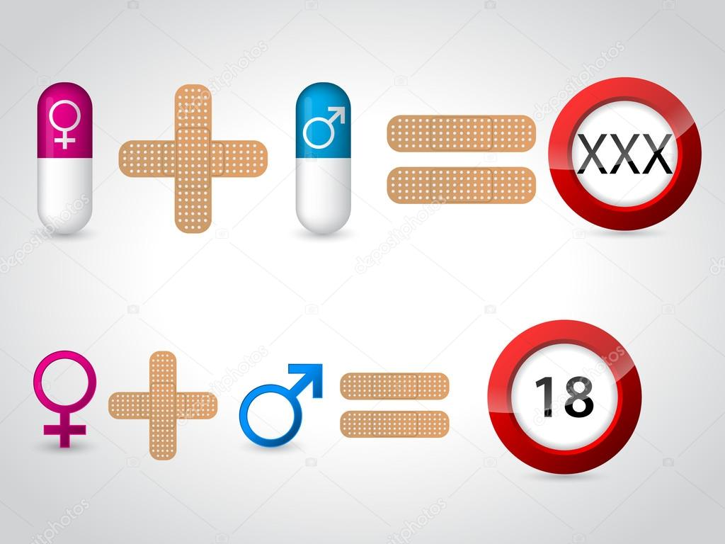 Male female symbols and pills for sex stock vector vipervxw male female symbols and pills for sex stock vector 40352493 biocorpaavc