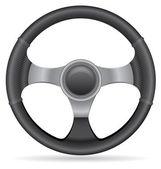 Fotografia illustrazione vettoriale di auto volante