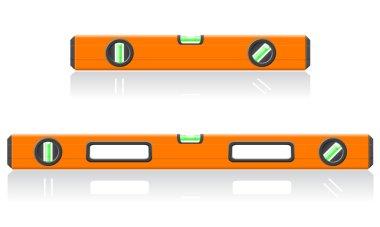 tool level vector illustration