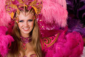 karnevalové tanečnice