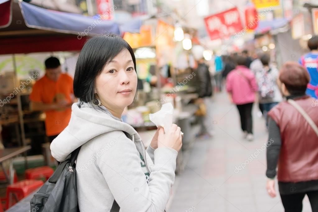 reife asiatische Frauen