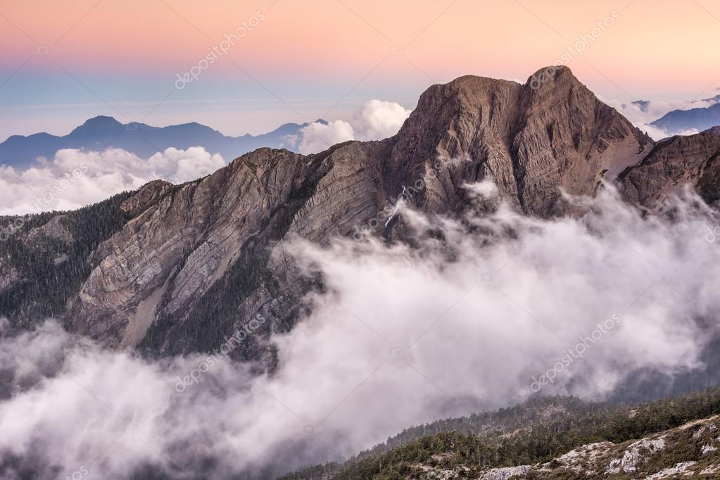 Mt Jade east peak