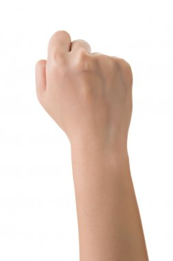 fist gesture