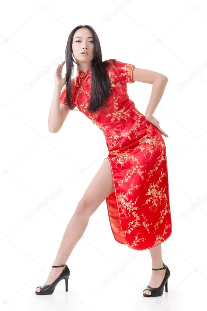 sexy china frau