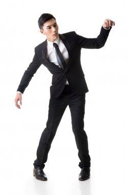 Marionette pose
