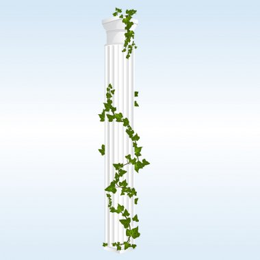 Vector Column with Ivy