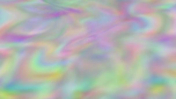 Color rainbow waves (seamless loop)