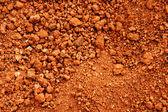 Vörös föld, vagy a talaj háttér