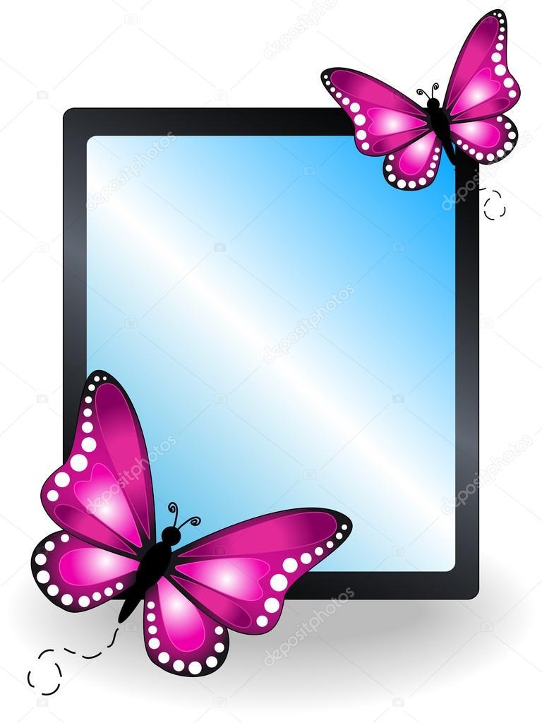 Imágenes Tarjetas De Mariposas Con Mensajes Tablero De Mensajes