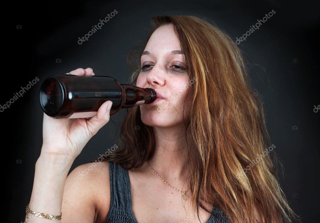 Drunk Blonde Czech