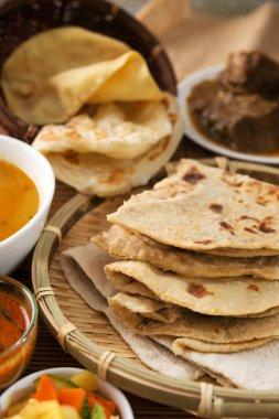 Chapati or Flat bread