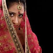 záhada mladou indiánkou