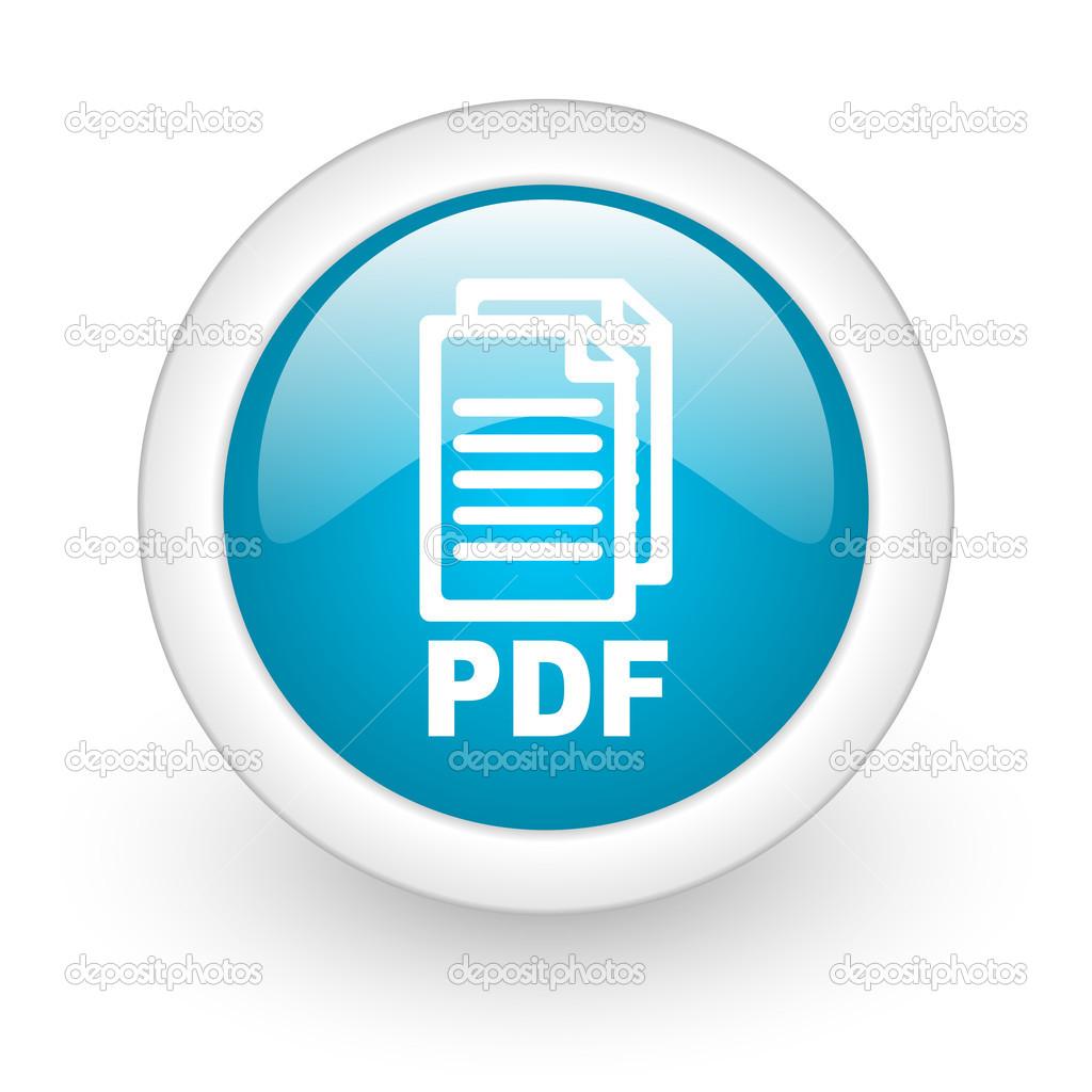 pdf icon — Stock Photo © alexwhite #14715363
