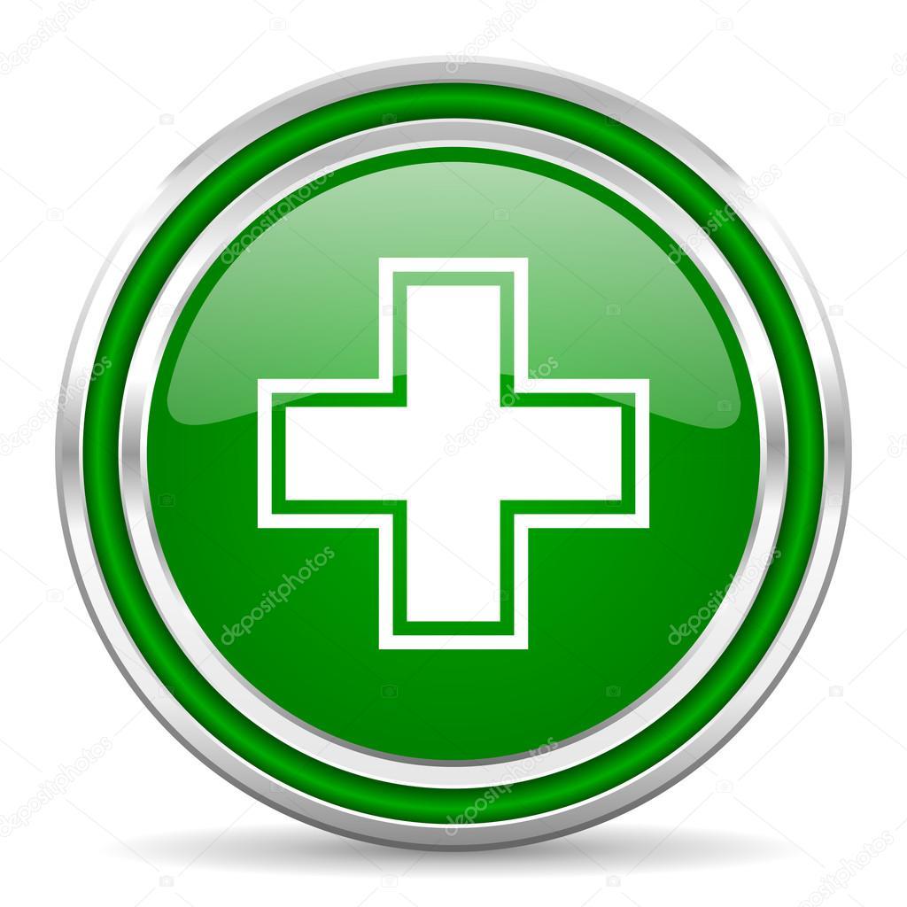 Pharmacy icon — Stock Photo © alexwhite #30821177