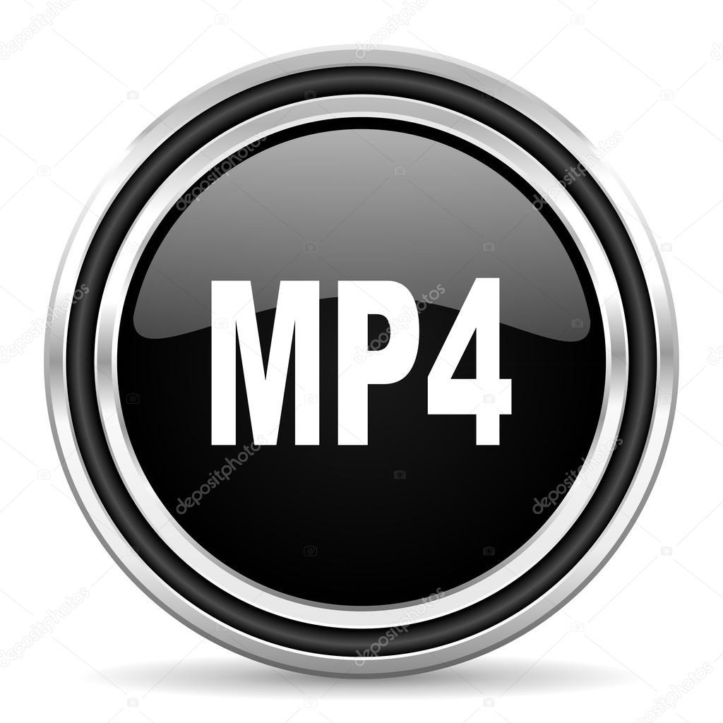 mp4 icon — Stock Photo © alexwhite #31647243
