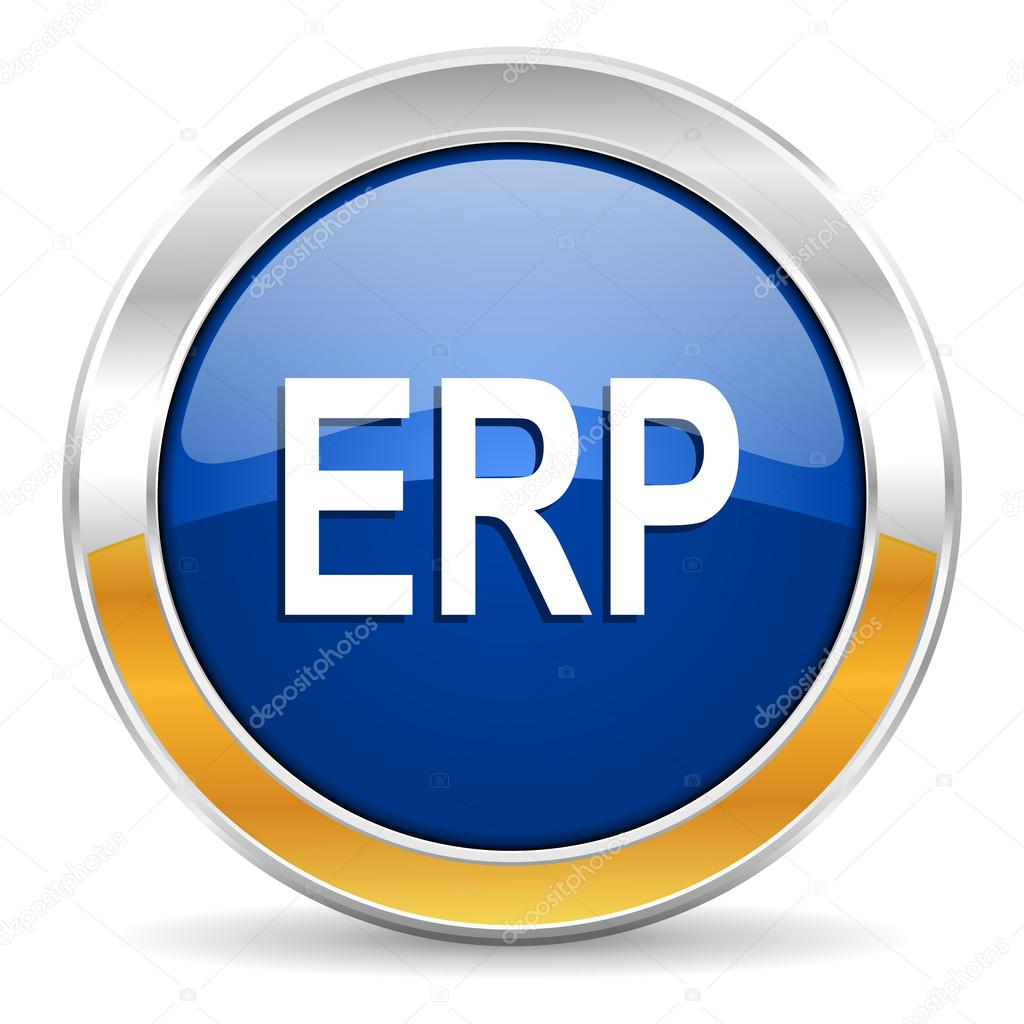 Erp Icon Stock Photo 169 Alexwhite 34560437