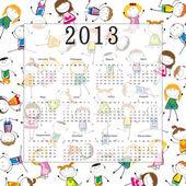 Fotografie Calendar 2013