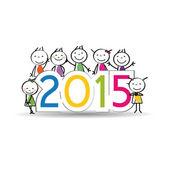 Nový rok 2015