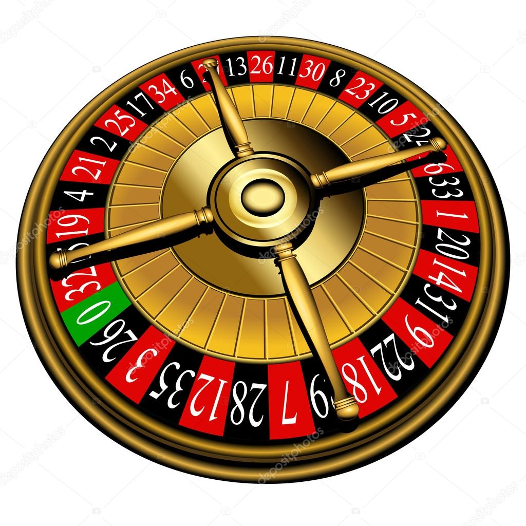 Roulette wheel, vector ⬇ Vector Image by © ngaga35 | Vector Stock 18067817