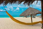 bella spiaggia in aruba, Caraibi, piccole Antille