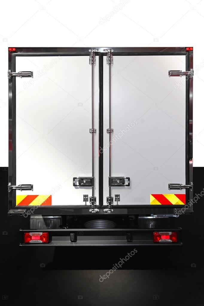 Truck back doors