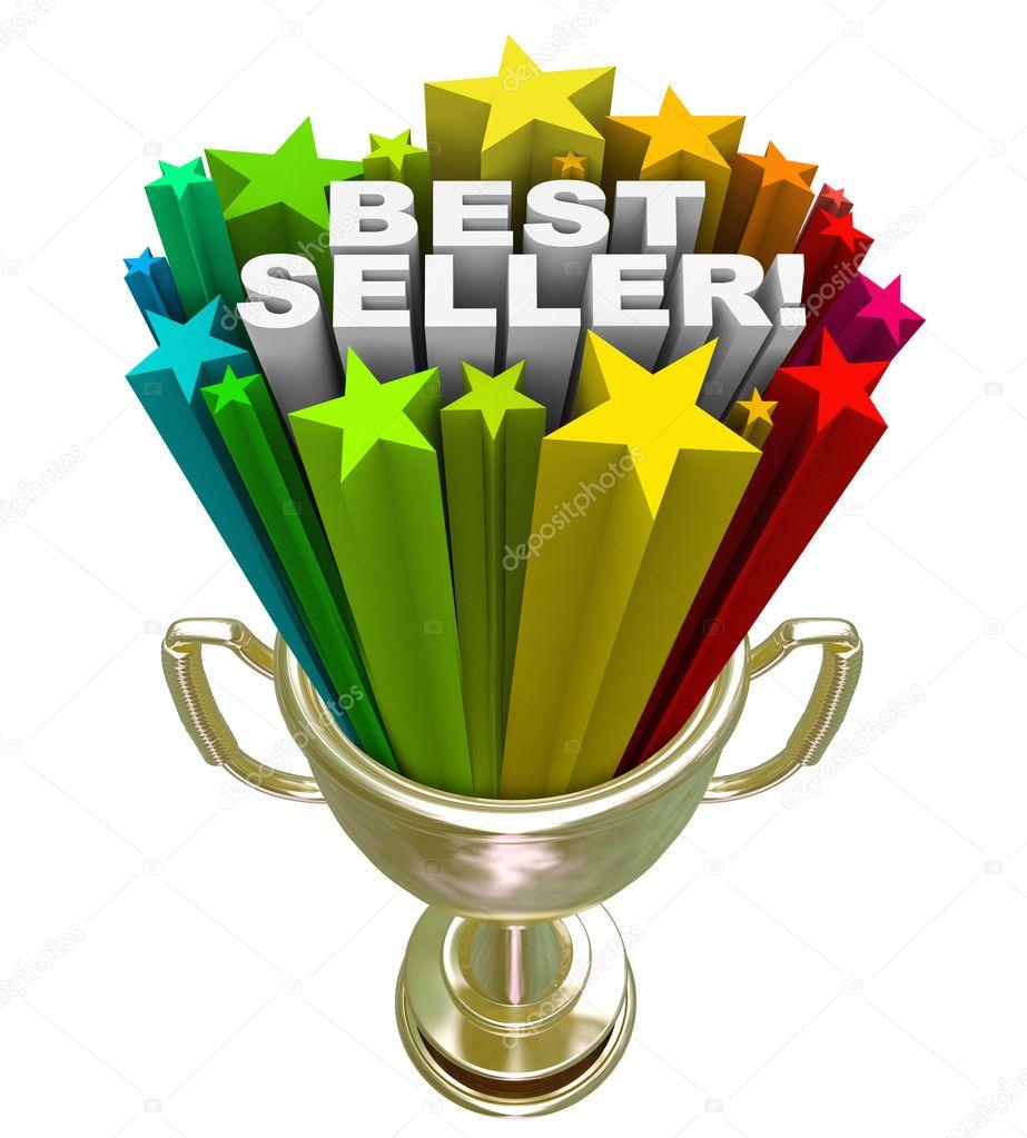Best Sales: Best Seller Trophy Top Sales Item Salesperson