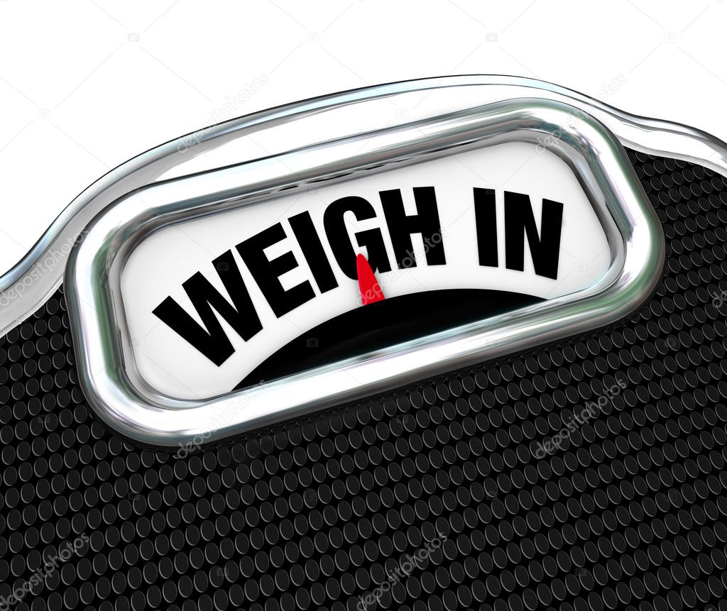 how to shed weight for a weigh in
