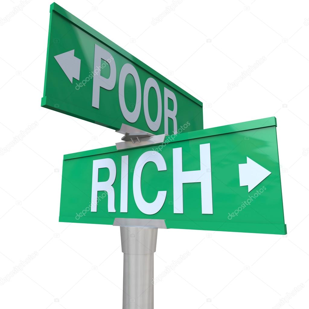 rich vs poor Rich vs poor quotes - 1 when life is too easy for us, we must beware or we may not be ready to meet the blows which sooner or later come to everyone, rich or poor.
