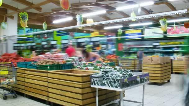 nákupní centrum, časová prodleva