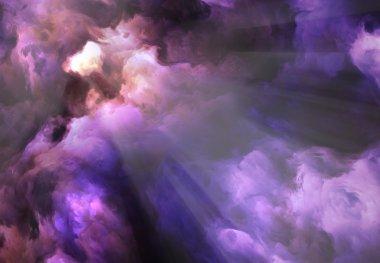 Maelstrom Storm Painting