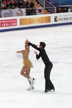 World championship on figure skating 2011