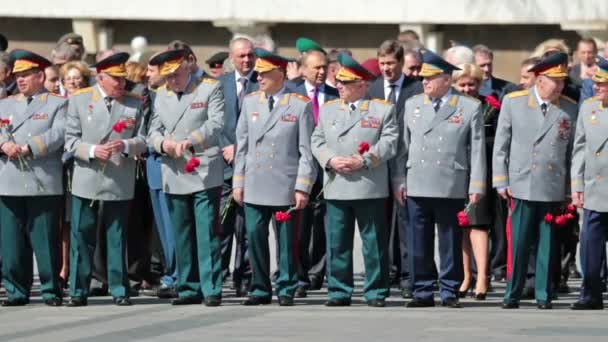 The generals and Russian policy 69th Anniversary of Victory Day