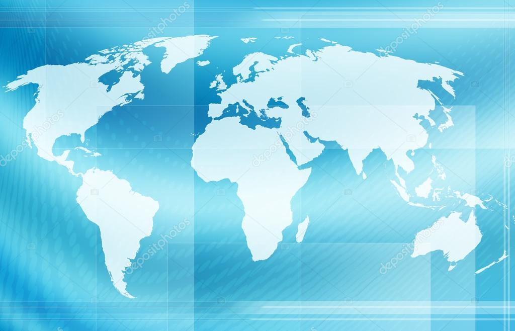 World Map Stock Photo C Gpimages 23275746