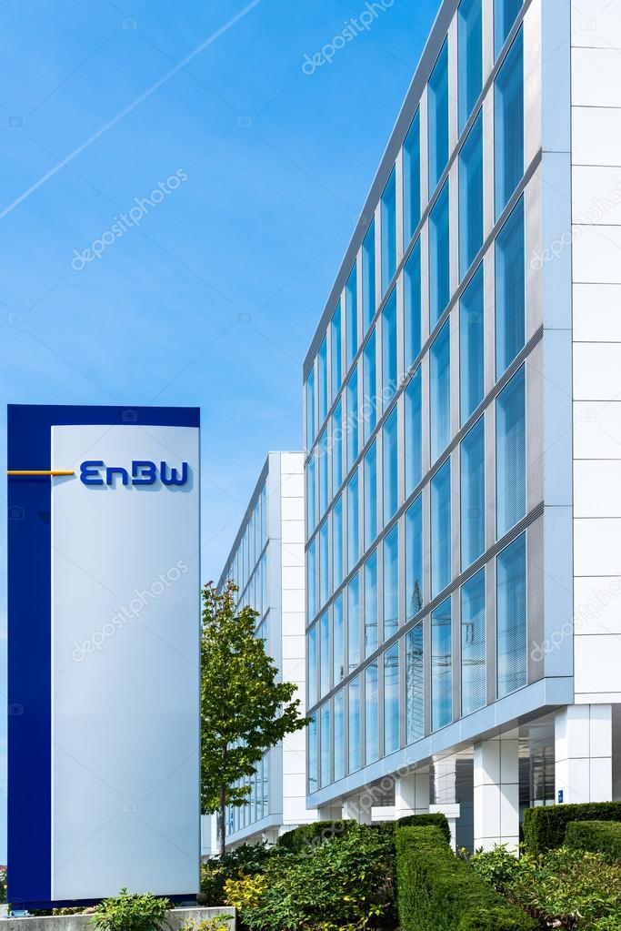 Enbw Hauptniederlassungen In Stuttgart Deutschland Redaktionelles