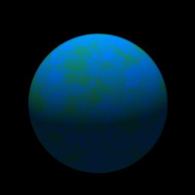 coriolis etkisi gezegen mavi