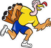 Photo Turkey Run Runner Side Cartoon