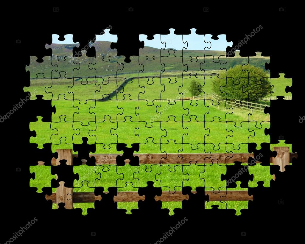 Yorkshire Dales puzzle