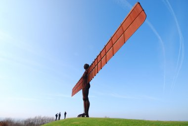 Angel of the North attraction