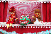 Fotografie Punch and judy show