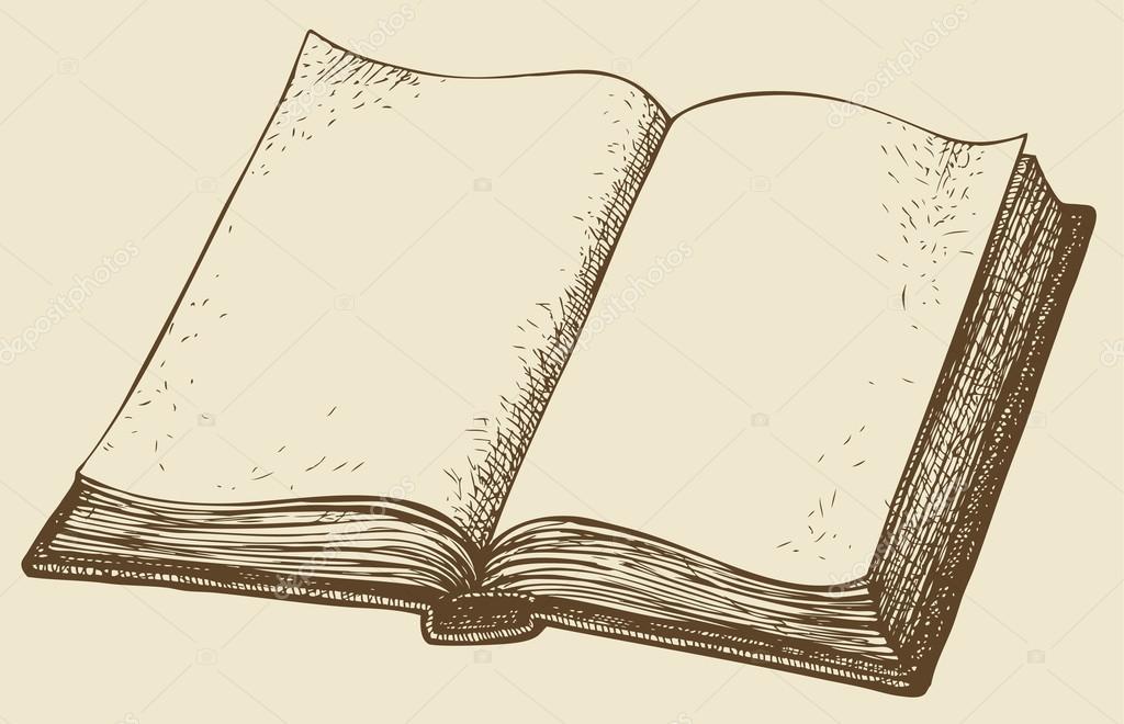 Dibujos De Libros Abiertos Para Imprimir: Stock Vector © Marinka #37011771