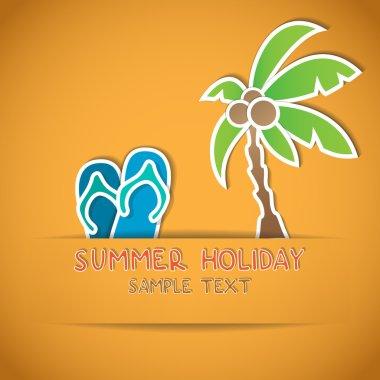 "Картина, постер, плакат, фотообои ""пляж"", артикул 24941893"