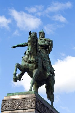 Monument to Yury Dolgoruky  in Moscow