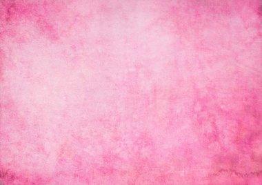 Textured pink background stock vector