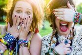 Fényképek fesztivál emberek, arckifejezés